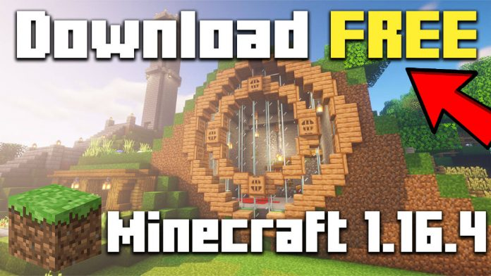 How To Download Minecraft 1.16.4