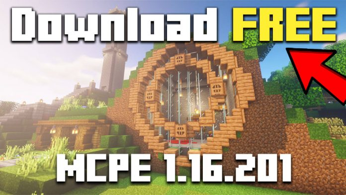 How To Download MCPE 1.16.201