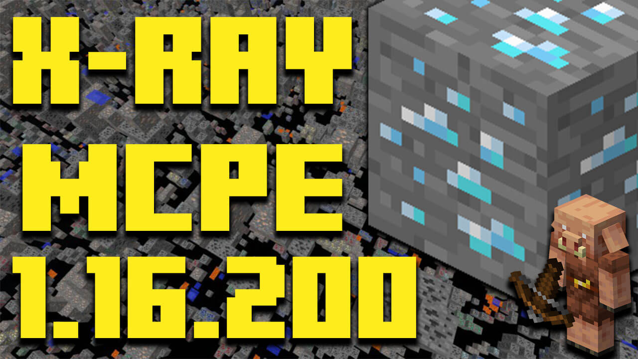 How To Download XRAY in MCPE 10.106.10 FREE (100)