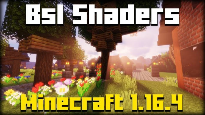 BSL Shaders 1.16.4