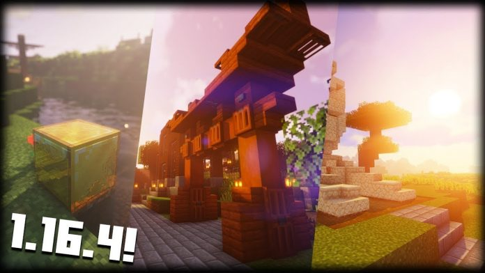 Top 5 shaders tlauncher 1.16.4