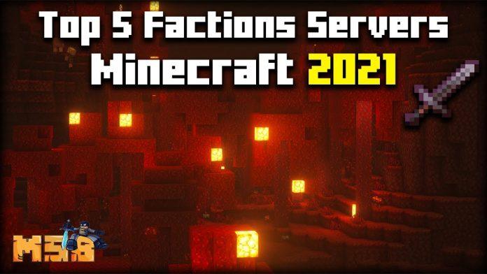 Top 5 Best Minecraft Factions Servers