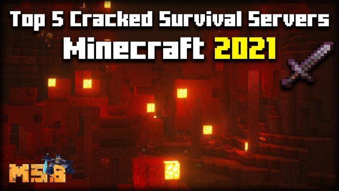 Top 5 Best Minecraft Cracked Survival Servers of 2021!