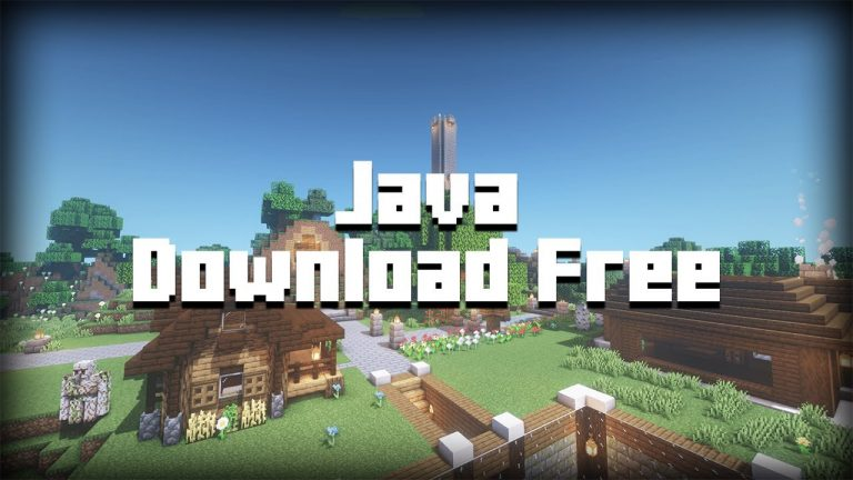 how to download java for minecraft free 2021
