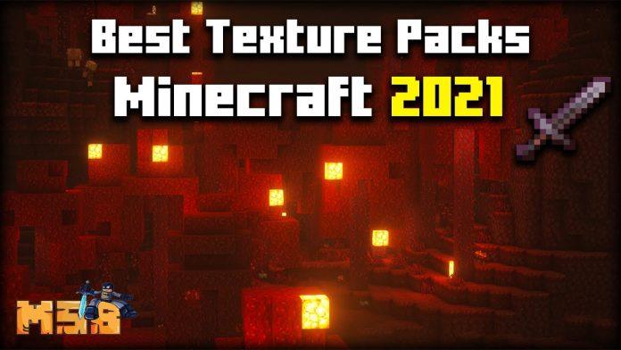 Top 5 Texture Packs Minecraft 2021