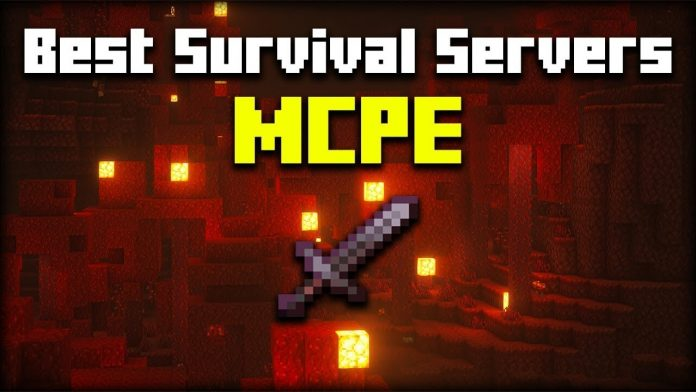 Top 5 MCPE Servers