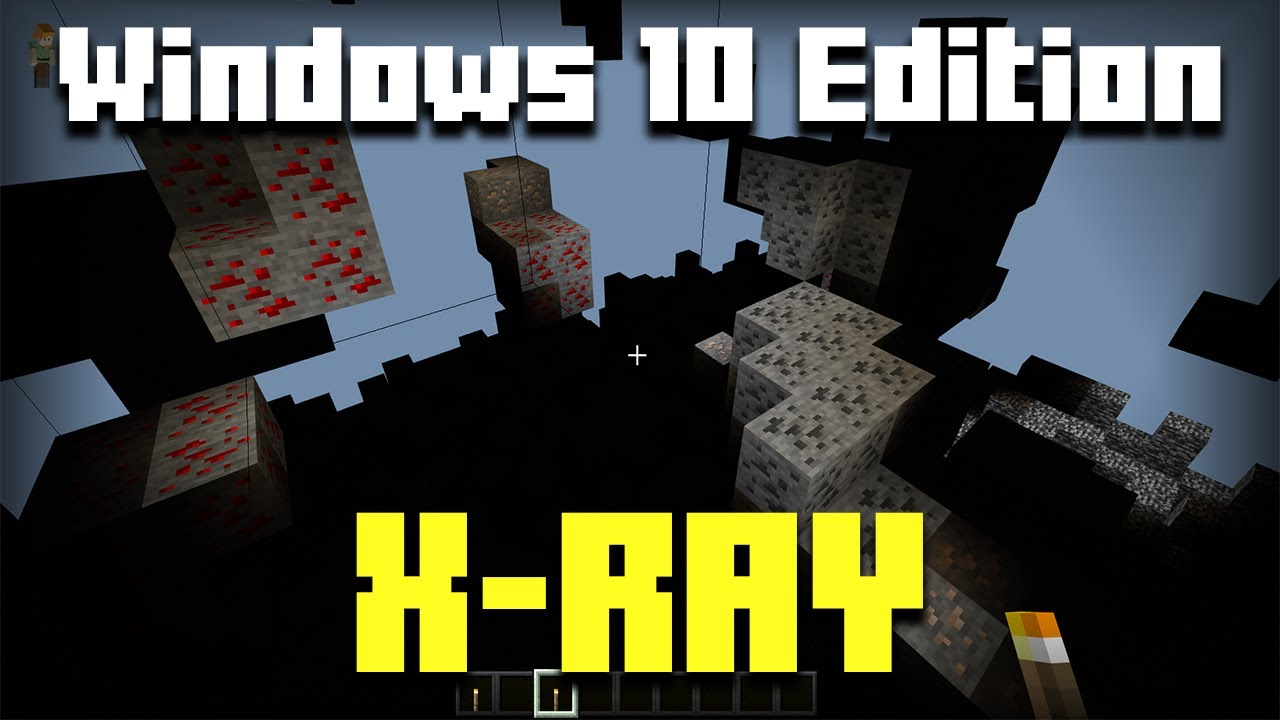 How To Get XRAY in Minecraft Windows 11 Edition FREE (11)
