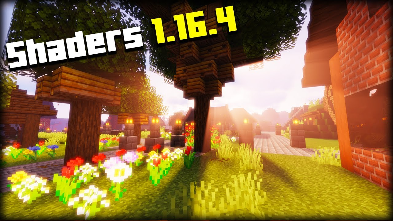 How To Install Shaders and OPTIFINE For Minecraft 1.16.4