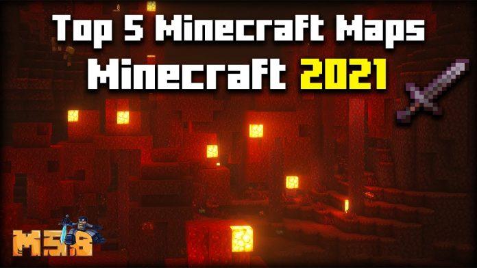 Top 5 Minecraft Maps Minecraft 2021