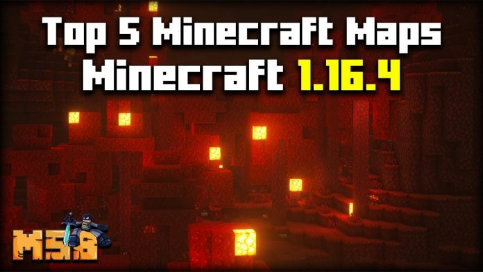 Top 5 Best Minecraft Maps for 1.16.4 (2020)