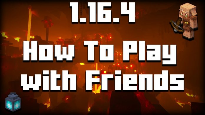 How To Join Your Friends SinglePlayer World in Minecraft 1.16.4