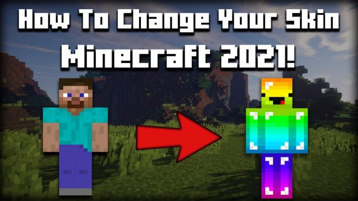 How To Change Your Skin in Minecraft 2021