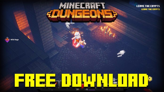 How To Download Minecraft Dungeons for FREE