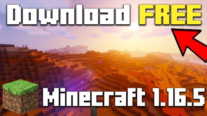 How To Download Minecraft 1.16.5