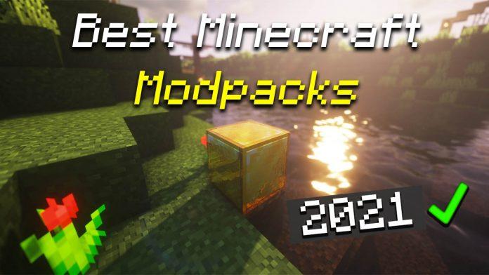 Best Minecraft Modpacks of 2021