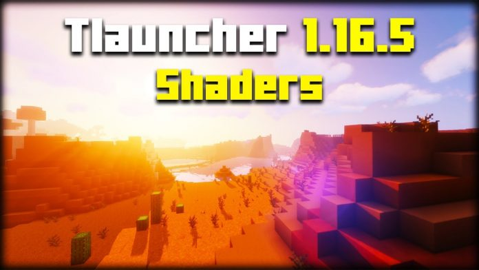 How To Install Shaders in Tlauncher 1.16.5