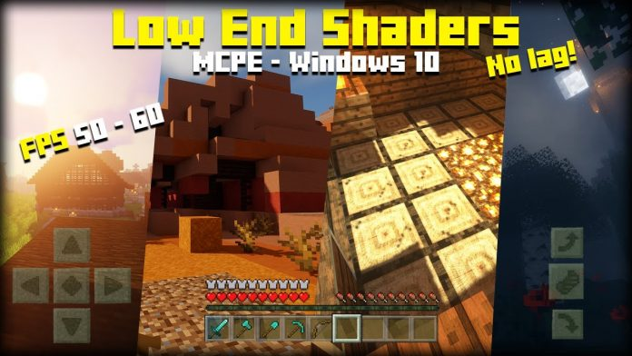 Low End Shaders MCPE