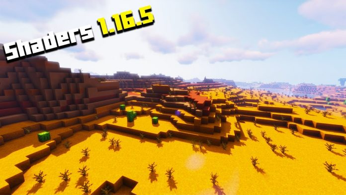 How To Install Shaders in Minecraft 1.16.5