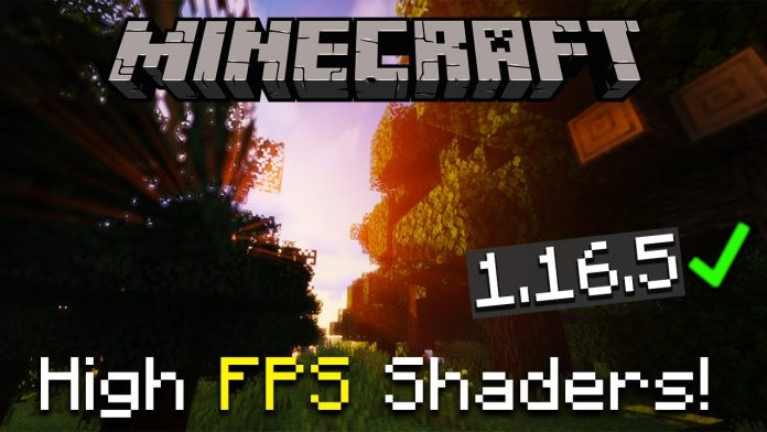 Best High FPS Shaders 1.16.5