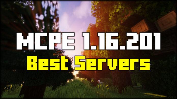 MCPE Best Servers