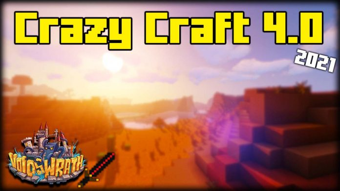 How To Download Crazy Craft 4.0 in Minecraft