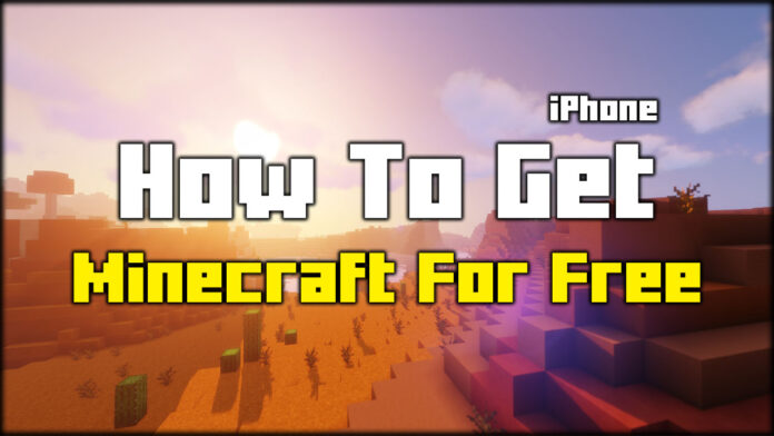 How To Get Minecraft For FREE on iPhone