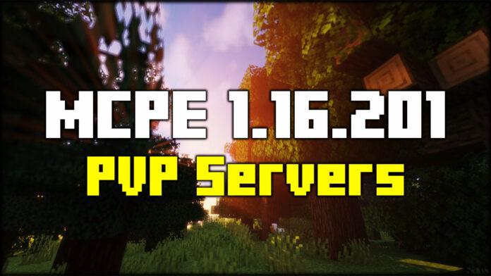 MCPE PVP Servers