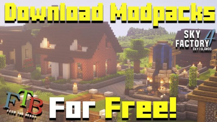 How To Download Minecraft Modpacks