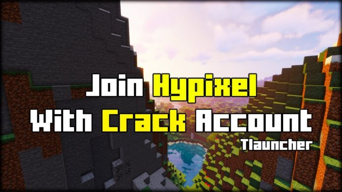 How To Join Hypixel with Crack Account