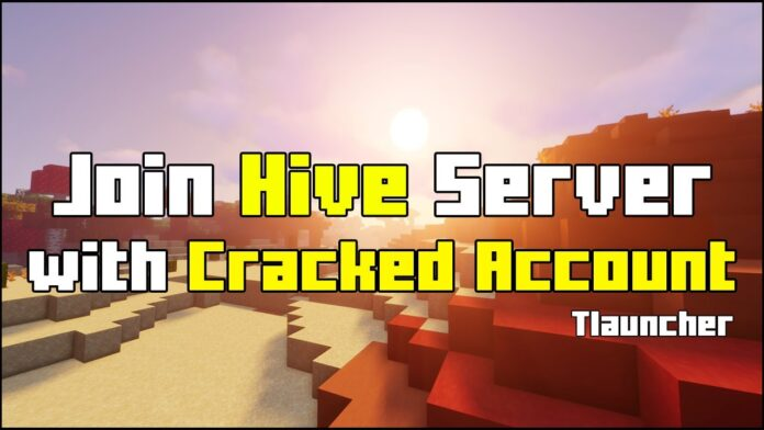 How To Join Hive Server with Cracked Account