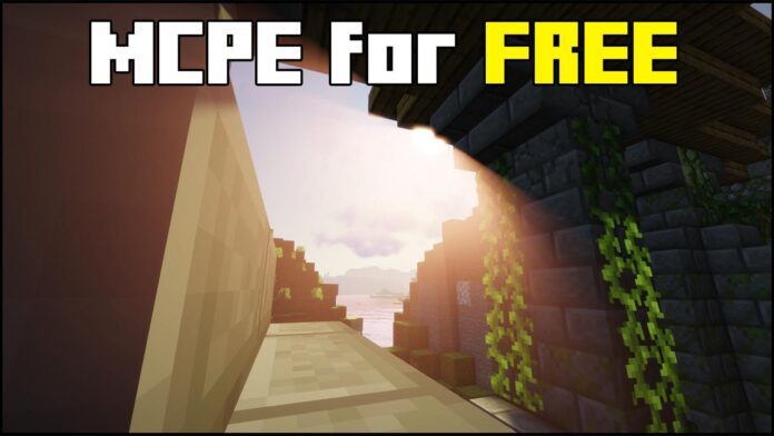 How To Download MCPE for Free