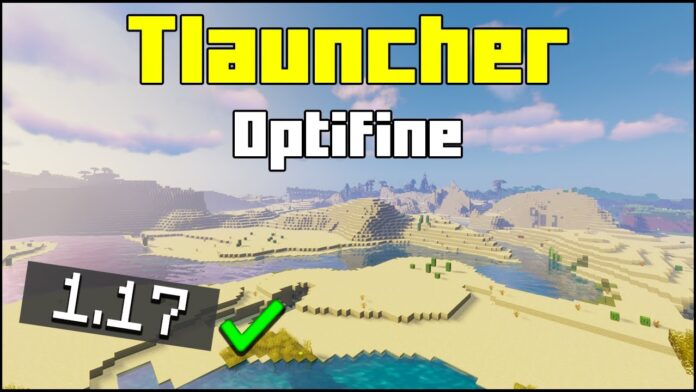 How To Install OPTIFINE in Tlauncher 1.17