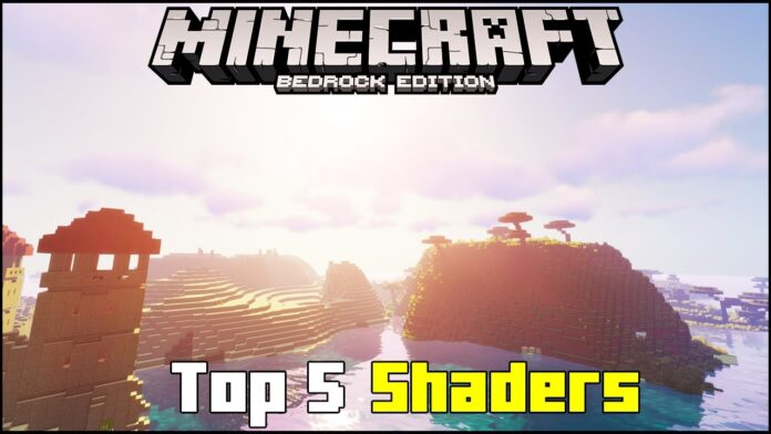 Top 5 Minecraft Bedrock Shaders of All Times
