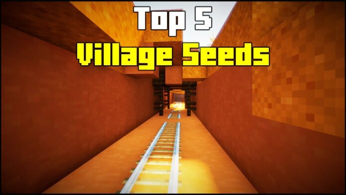 Top 5 Best NEW VIllage Seeds for Minecraft 2021