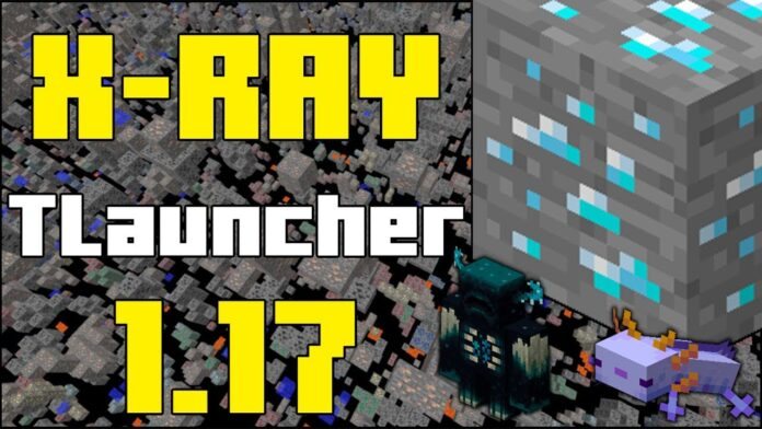 How to Install XRAY in Tlauncher 1.17