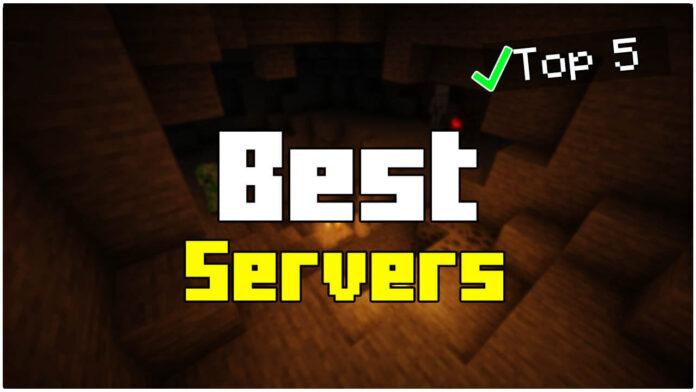 Top 5 Best Servers Minecraft 1.17.1