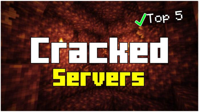 op 5 Cracked Minecraft 1.17.1 Servers