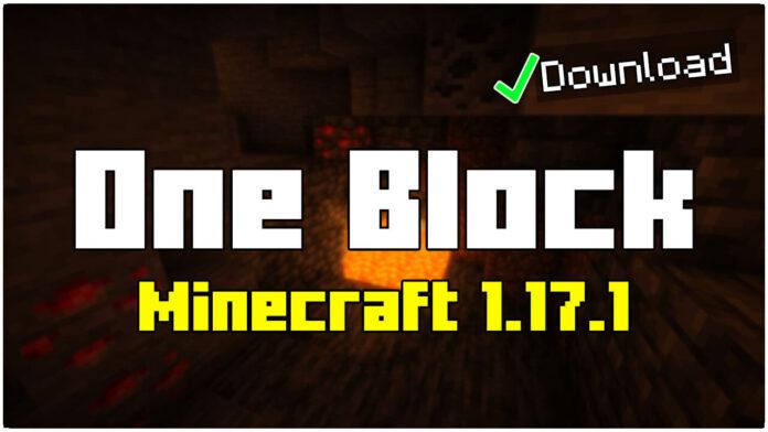 One Block Minecraft