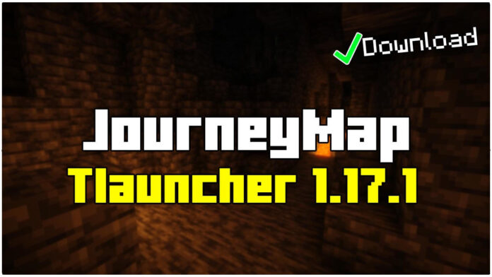 How To Install JourneyMap in Tlauncher 1.17.1