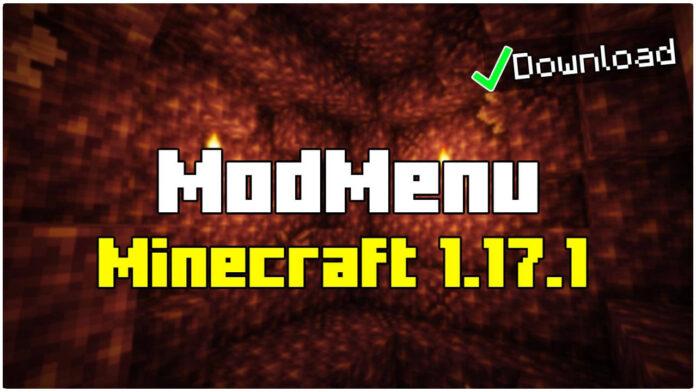 How To Install ModMenu in Minecraft 1.17.1
