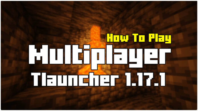 How To Play Multiplayer Tlauncher 1.17.1