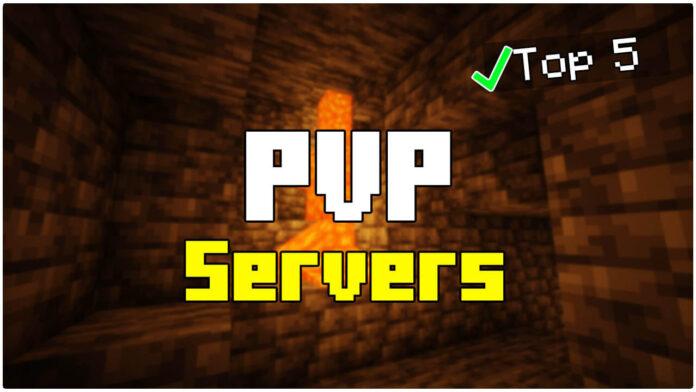 Top 5 Minecraft 1.17.1 PVP Servers