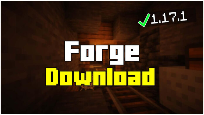 How To Install FORGE For Minecraft 1.17.1