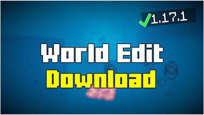 How To Install World Edit in Minecraft 1.17.1