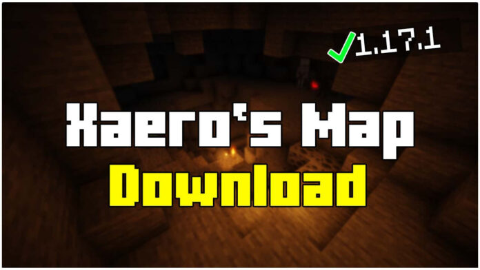 How To Install Xaero's Map in Minecraft 1.17.1