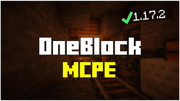 How To Install OneBlock Map in MCPE 1.17.2