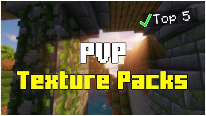 Top 5 Minecraft 1.17.1 PVP Texture Packs